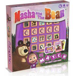 Gra Match Masza i Niedźwiedź