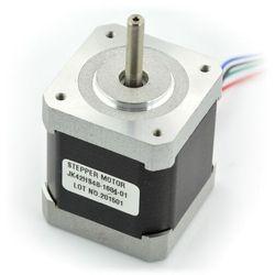 Silnik krokowy JK42HS48-1684 200 kroków/obr 2,8V / 1,68A / 0,43Nm