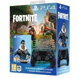 SONY PS4 DualShock 4 v2 + Fortnite