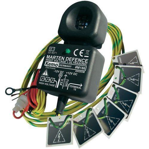 Środki na szkodniki, Odstraszacz kun dla pojazdów z instalacj ą 12 V/DC Kemo M186