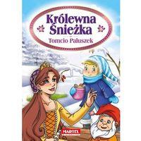 Książki dla dzieci, Królewna Śnieżka / Tomcio Paluszek (opr. twarda)