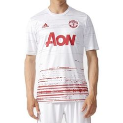 ADIDAS Koszulka Przedmeczowa Manchester United
