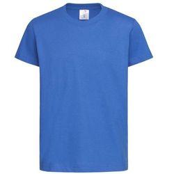 Niebieska dziecięca koszulka Stedman comfort junior (st2120) - royall blue