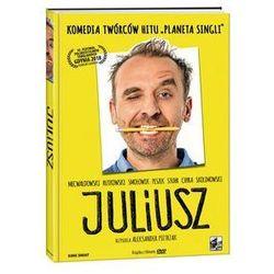 Juliusz/ Kino Świat. Darmowy odbiór w niemal 100 księgarniach!