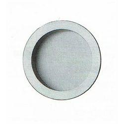 Uchwyty wpuszczane okrągłe fi 57 chrom mat LC-169PI-CS