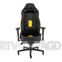 Fotele dla graczy, Corsair T2 Road Warrior (czarno-żółty)