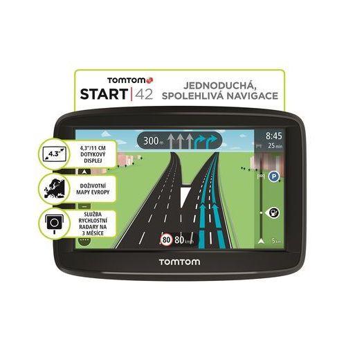 Nawigacja samochodowa, TomTom Start 42