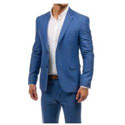 Garnitur męski jasnoniebieski Denley 1000