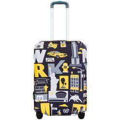 BG Berlin pokrowiec na średnią walizkę / rozmiar M / New York - New York
