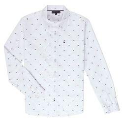 Koszule z długim rękawem Tommy Hilfiger FLAG OXFORD 5% zniżki z kodem CMP9AH. Nie dotyczy produktów partnerskich.