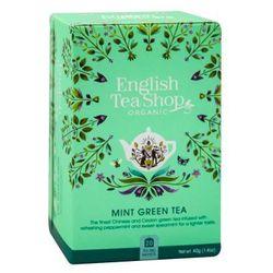 ETS Mint Green Tea 20 saszetek