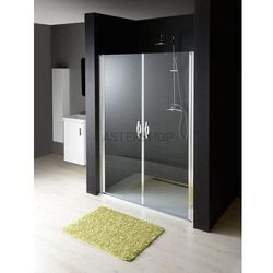 ONE drzwi prysznicowe do wnęki 100x190cm szkło czyste GO2810