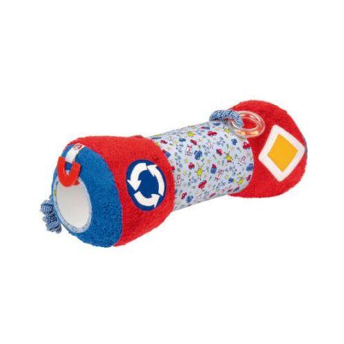 Zabawki do raczkowania, KÄTHE KRUSE - Baby Fitness Rolka do raczkowania W podróży