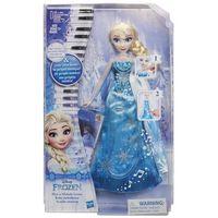 Lalki dla dzieci, Frozen Elsa w muzycznej sukni - Hasbro