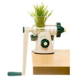 Ręczna wyciskarka soku Lexen Healthy Juicer 3G biała - model 2013