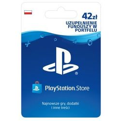SONY PlayStation Network 42 zł