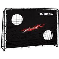 Piłka nożna, Bramka piłkarska TRAINER HUDORA + Mata 213x152cm