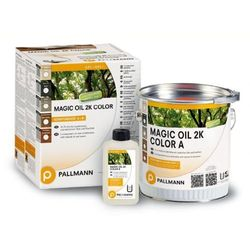 PALLMANN MAGIC OIL - 3,0 L KOLOR