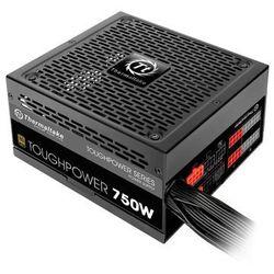 Toughpower 750W Modular (80+ Gold, 4xPEG, 140mm, Single Rail)
