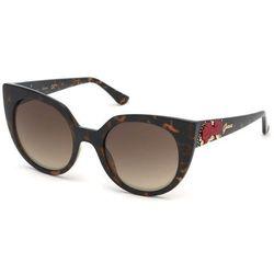 Okulary przeciwsłoneczne Guess GU 7611 52G