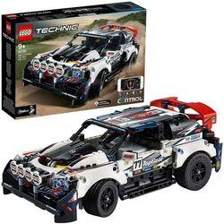 LEGO Technic 42109 RC Top Gear auto wyścigowe sterowane przez aplikację