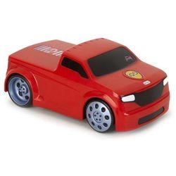 Dotknij i jedź samochód wyścigowy, Czerwona ciężarówka