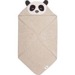Ręcznik dziecięcy z kapturem södahl panda