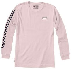 koszulka VANS - Mn Off The Wall Classic Graphic Ls Vans Cool Pink (XZV)