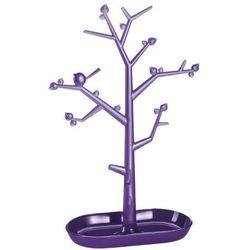 Koziol - Drzewko na biżuterię Pi:p fioletowe 5262102