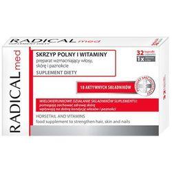 RADICAL med preparat wzmacniający włosy skórę i paznokcie - 09.2017 data ważności