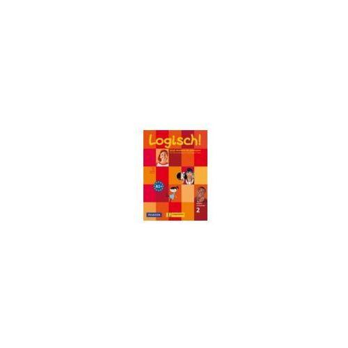 Książki do nauki języka, Logisch! 2 poradnik dla nauczyciela +CD (opr. miękka)