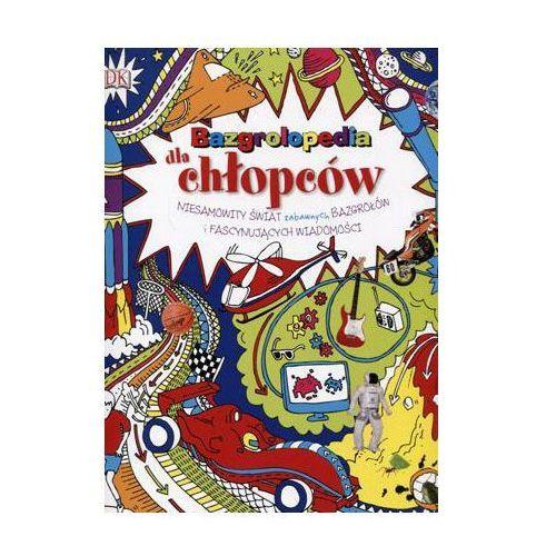 Kolorowanki, Bazgrolopedia dla chłopców