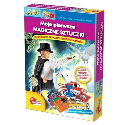 Książki dla dzieci, Moje pierwsze magiczne sztuczki (opr. kartonowa)
