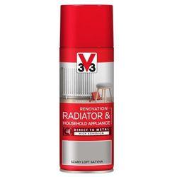 Spray V33 AGD szary loft satyna 0,4 l