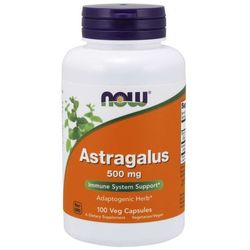 Now Foods Astragalus 500 mg 100 kapsułek