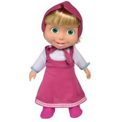 Lalka masza w sukience 40 cm