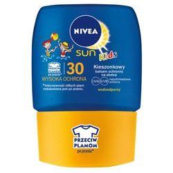 Balsam kieszonkowy ochronny na słońce dla dzieci SPF 30