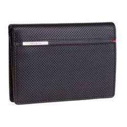 SAMSONITE portfel męski skóra naturalna kolekcja 13A 112 Perforated Plus z RFID