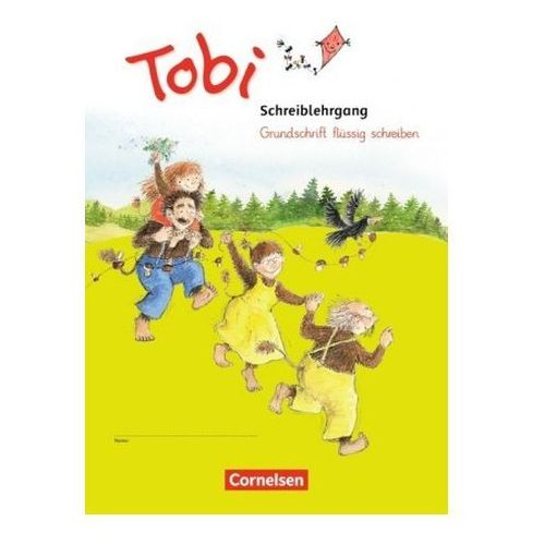 Pozostałe książki, Schreiblehrgang Grundschrift flüssig schreiben Metze, Wilfried