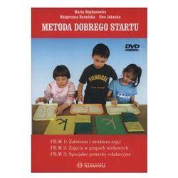 Metoda Dobrego Startu - 3 filmy na DVD. Darmowy odbiór w niemal 100 księgarniach!