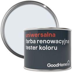 Tester farby renowacyjnej uniwersalnej GoodHome whistler satyna 0,07 l