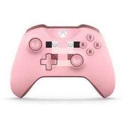 Gamepad Microsoft Xbox One S Wireless - Minecraft Pig (WL3-00053)