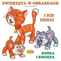 Książki dla dzieci, ZWIERZĘTA W OBRAZKACH I ICH DZIECI - Ernest Błędowski (opr. kartonowa)