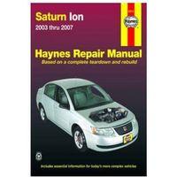 Biblioteka motoryzacji, Saturn Ion (2003 - 2007)