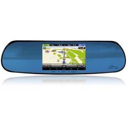 Media-Tech U-DRIVE NAVIGATION - Lusterko wsteczne z nawigacją GPS DARMOWA DOSTAWA DO 400 SALONÓW !!