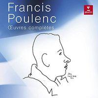 Pozostała muzyka rozrywkowa, POULENC: INTEGRALE - EDITION DU 50E ANNIVERSAIRE 1963-2013 ( LIMITED) - Różni Wykonawcy (Płyta CD)