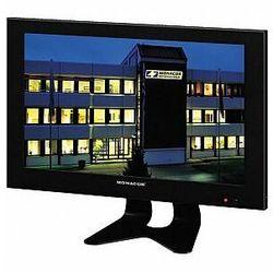 MONACOR TFT-1002LED Monitor do CCTV kolorowy LCD z podświetleniem diodowym