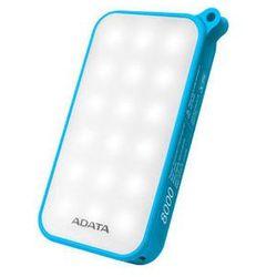 Power Bank ADATA D8000L 8000mAh, outdoor LED svítilna (AD8000L-5V-CBL) Niebieska