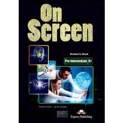 On Screen Pre-Intermediate B1 SB+eBook