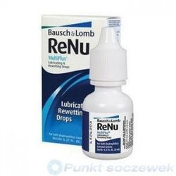ReNu Multiplus Lubricating Drops, 8 ml
